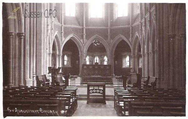Preston - St Augustine (Interior)