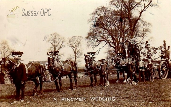 Ringmer - A Wedding