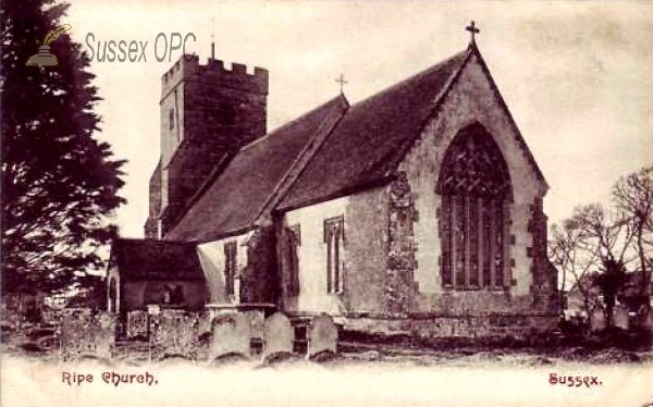 Image of Ripe - St John the Baptist Church