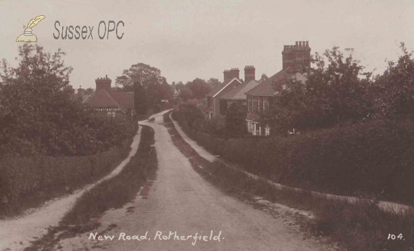 Image of Rotherfield - New Road