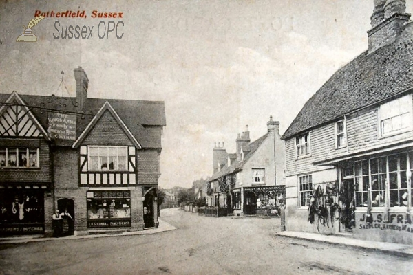Rotherfield - Village