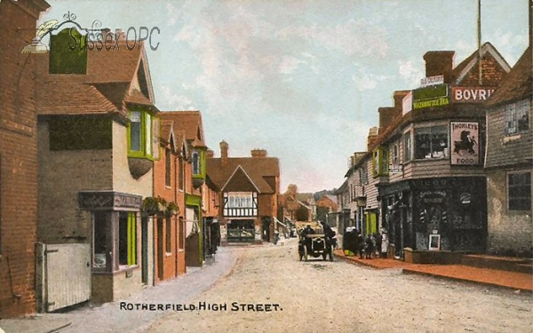 Image of Rotherfield - High Street