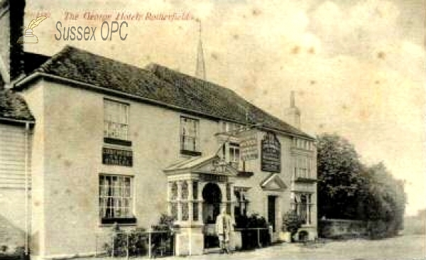 Rotherfield - The George Hotel