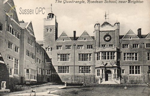 Roedean - Roedean School (Quadrangle)