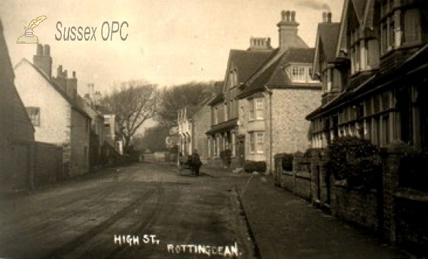 Rottingdean - High Street