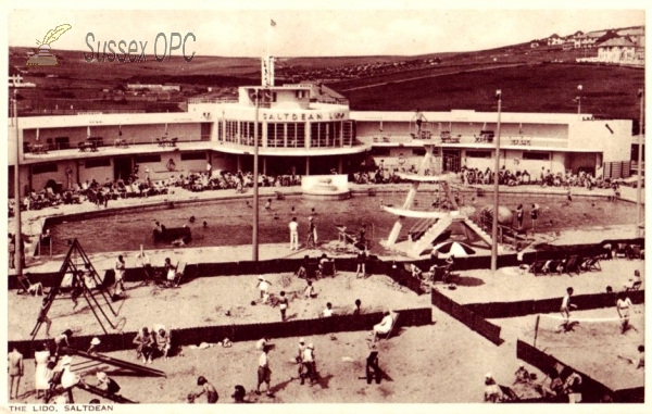 Image of Saltdean - The Lido