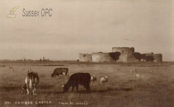 Image of Camber - Camber Castle