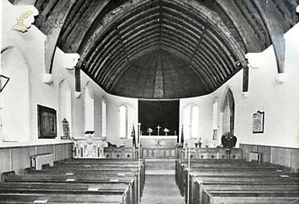Image of Rye - Church of the Holy Spirit, Rye Harbour (Interior)