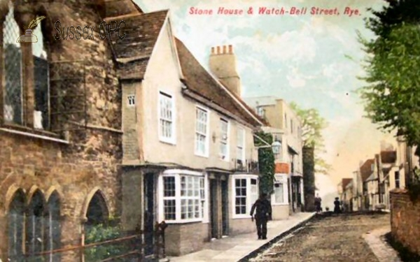 Image of Rye - Stone House & Watchbell Street