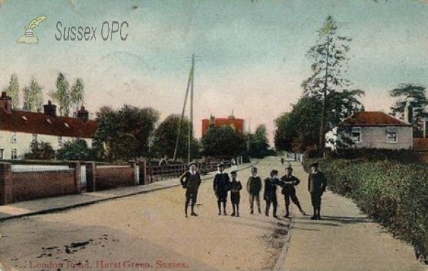 Hurst Green - London Road