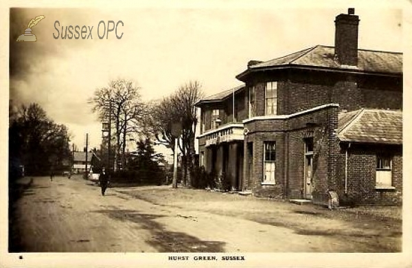 Hurst Green - The George Hotel