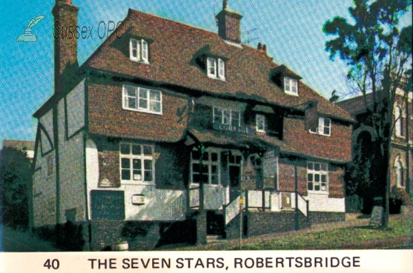 Robertsbridge - The Seven Stars