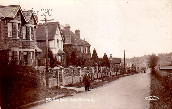 Robertsbridge - Station Road