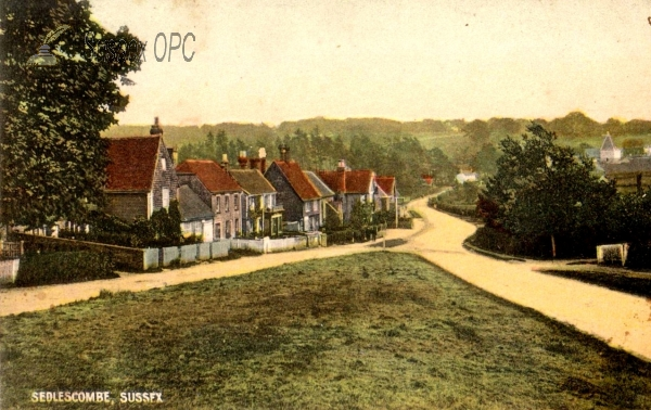 Sedlescombe - The Village