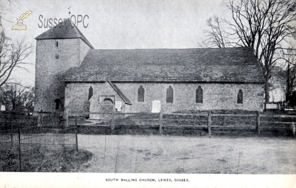 Image of South Malling - St Michael the Archangel Church