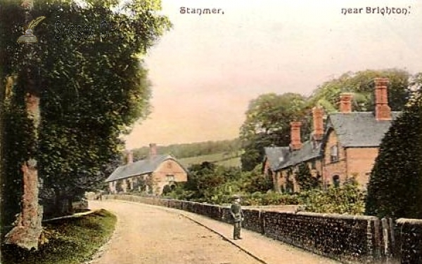 Stanmer - The Village