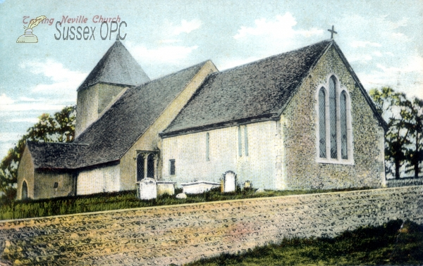 Image of Tarring Neville - St Mary's Church