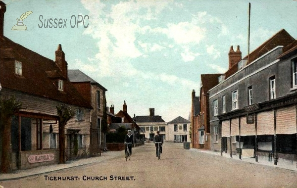 Image of Ticehurst - Church Street