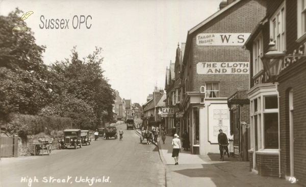 Uckfield - High Street