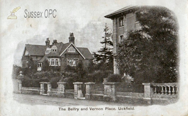 Uckfield - Befry & Vernon Place