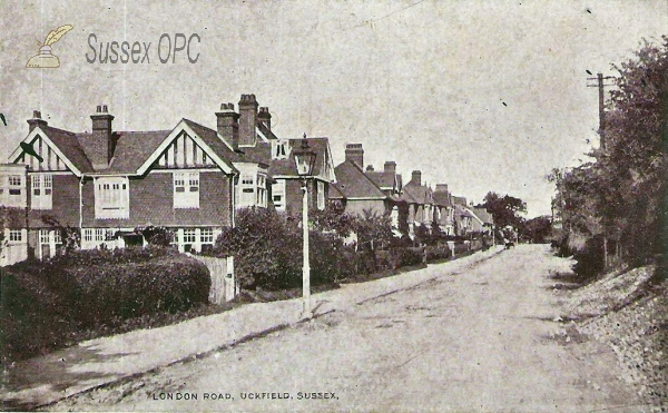 Uckfield - London Road