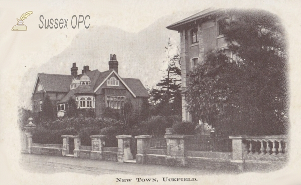 Uckfield - New Town