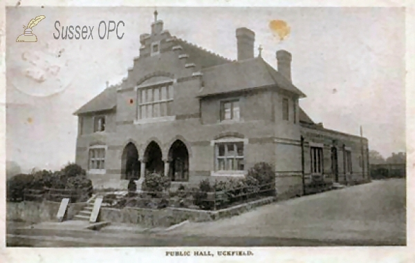 Uckfield - Public Hall