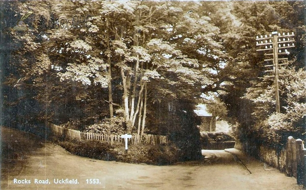 Uckfield - Rocks Road