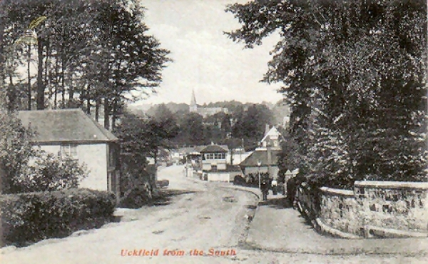 Uckfield - From the South