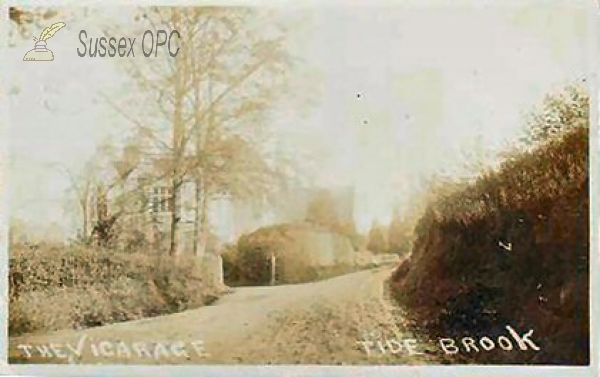 Tidebrook - The Vicarage
