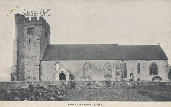 Image of Warbleton - St Mary the Virgin Church