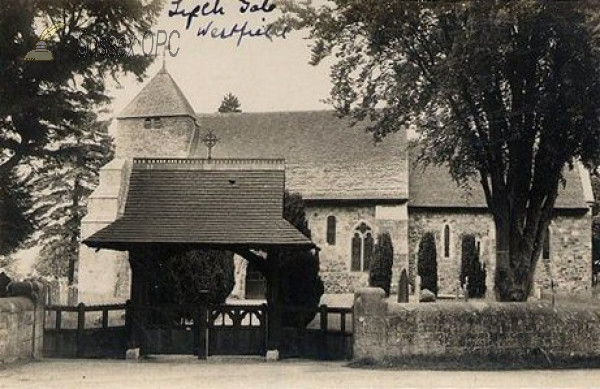 Westfield - St John the Baptist Church (Lych Gate)