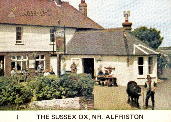 Wilmington - The Sussex Ox (Milton Road)