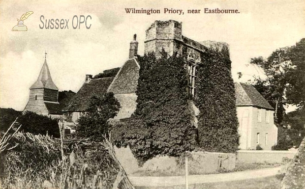 Image of Wilmington - Church of St Mary & St Peter and Priory
