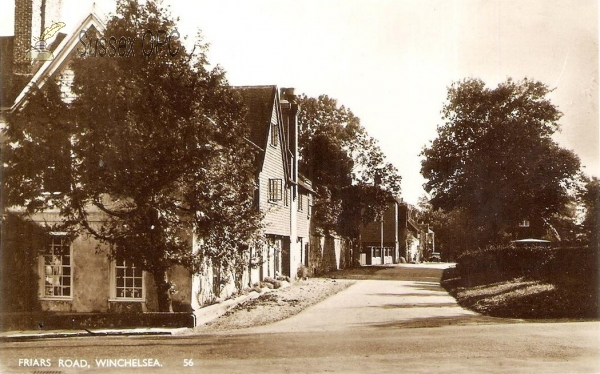 Image of Winchelsea - Friars Road