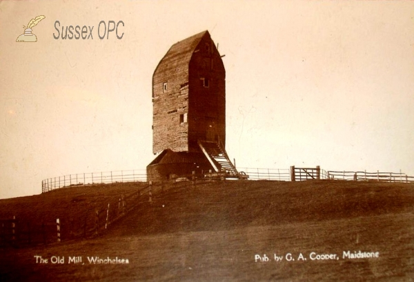 Winchelsea - The Old Mill