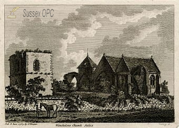 Image of Winchelsea - St Thomas Church