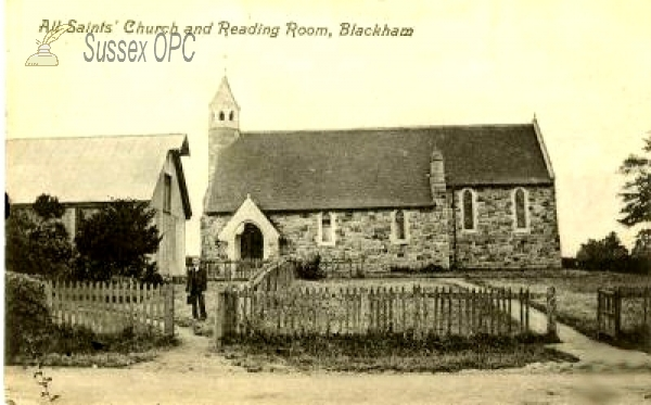 Blackham - Church and Reading Room