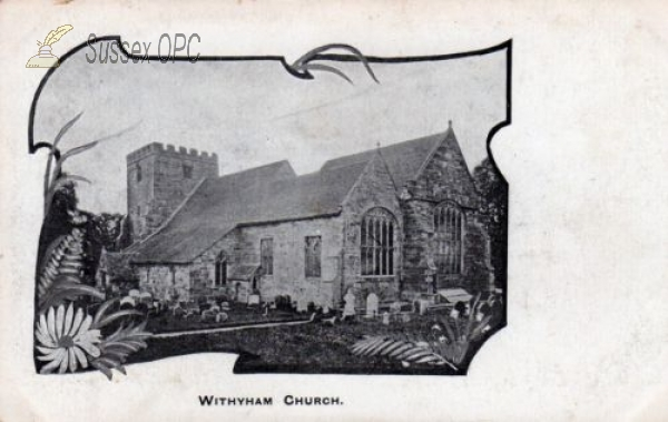 Withyham - St Michael & All Angels Church