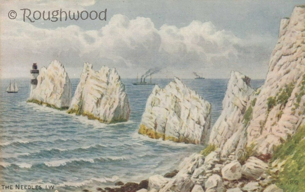 Freshwater - The Needles