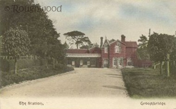 Groombridge - Railway Station