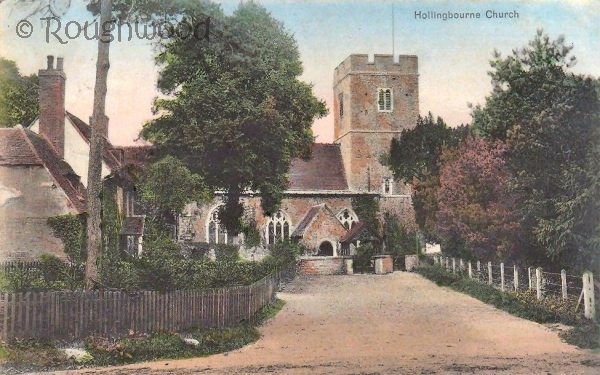Image of Hollingbourne - All Saints