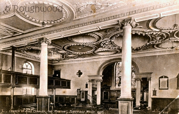 Image of Tunbridge Wells - King Charles the Martyr (Interior)