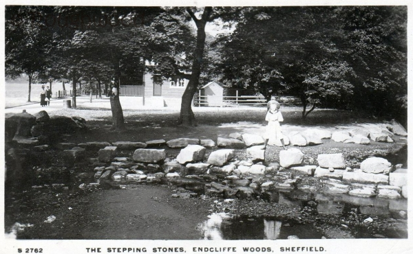 Image of Sheffield - Endcliffe Woods (Stepping Stones)