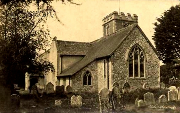 Aldingbourne - St Mary's Church