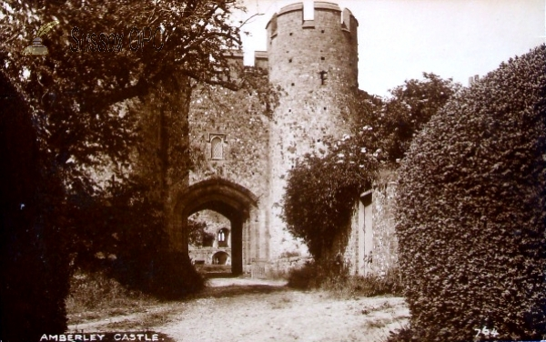Amberley - The Castle