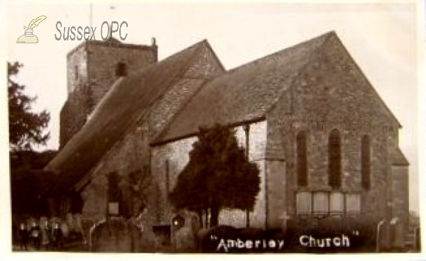 Image of Amberley - St Michael's Church
