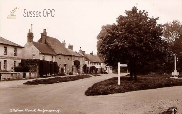 Angmering - Station Road