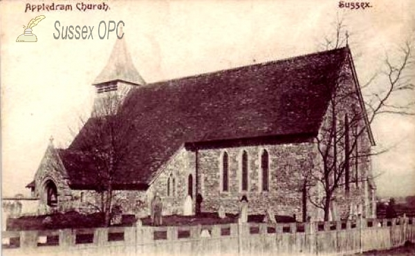 Image of Appledram - St Mary's Church