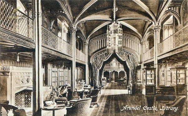 Arundel - Castle (Library)